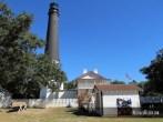 Pensacola Lighthouse in Pensacola, Florida. Photo by Michael Kleen