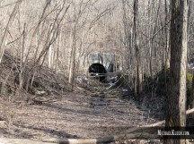 Winston Tunnel in Jo Daviess County, Illinois. Photo by Michael Kleen
