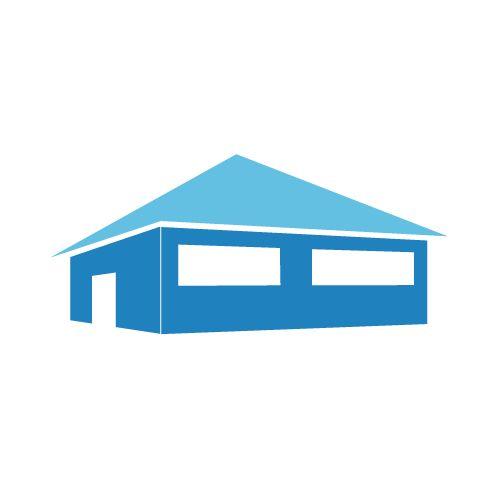 Büro oder Lagergebäude