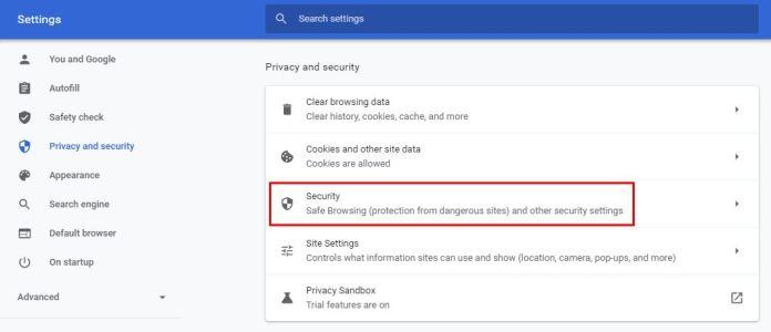 Chrome Blocking Downloads