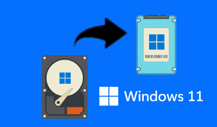 migrate windows 11 to ssd