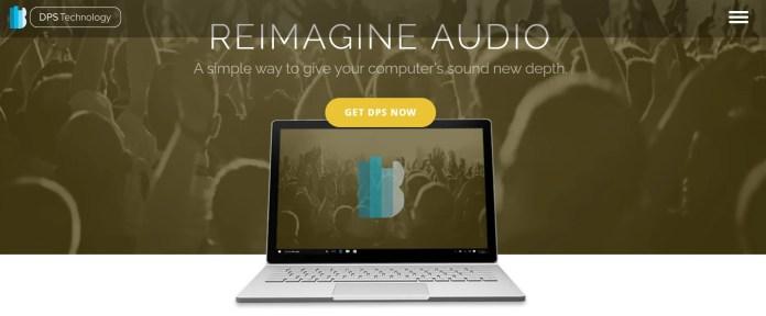 Bongiovi DPS Sound Equalizers for Windows 11