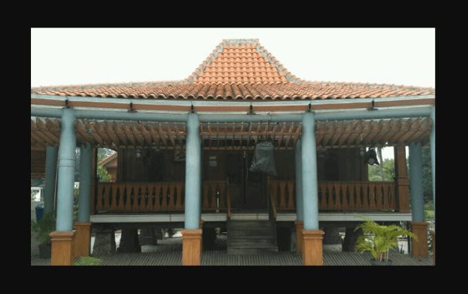 Rumah Joglo Rumah Adat Suku Betawi