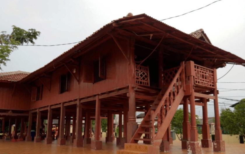 Rumah Panggung Rumah Adat Suku Betawi