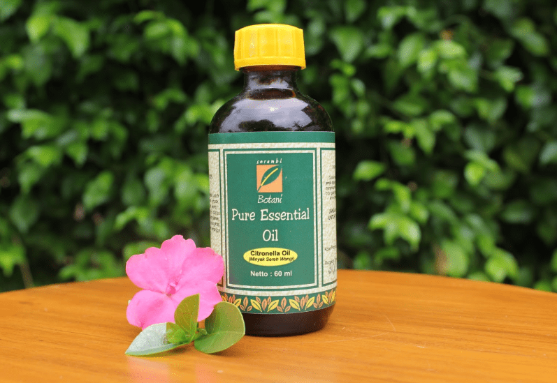 minyak sereh wangi