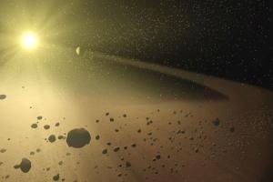 sabuk asteroid
