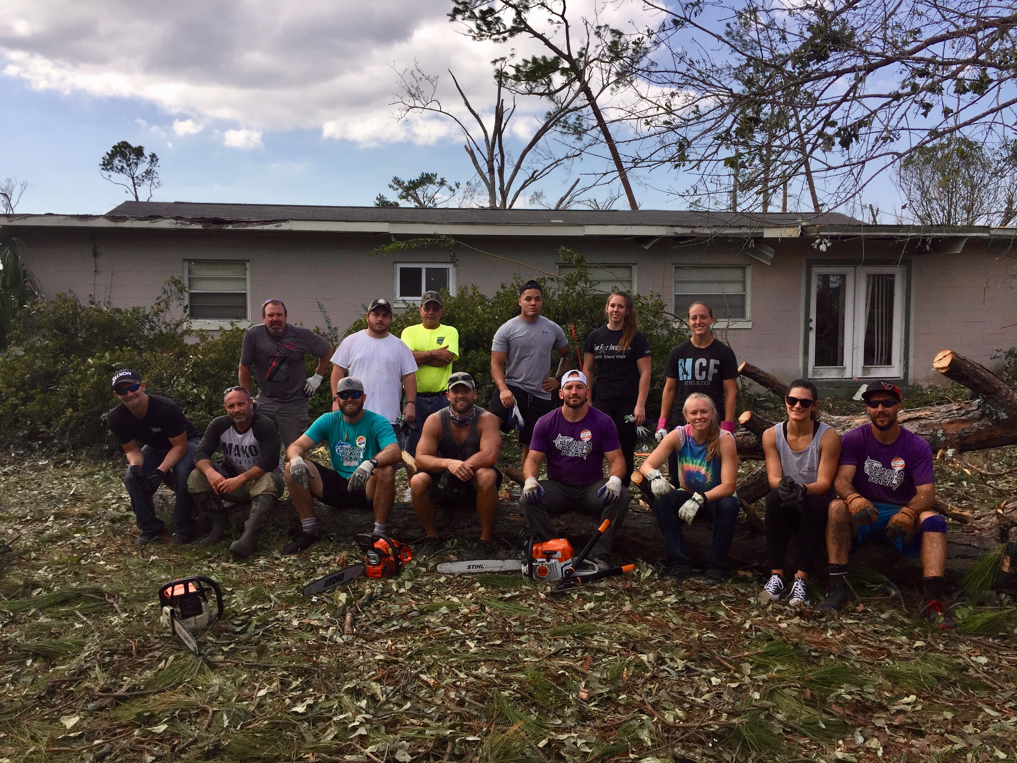 Panama City Clean Up Group