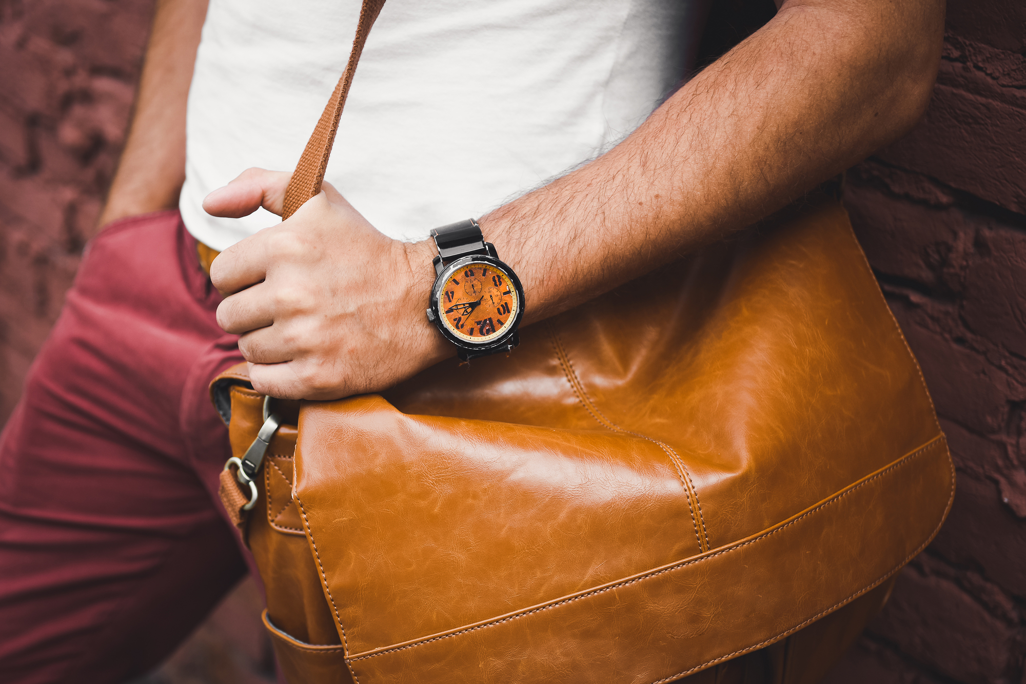 Men Bags that Never Went Out of Style