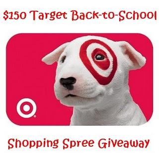 $150 Target Back-to-School Shopping Spree