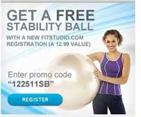 Sears Stability Ball