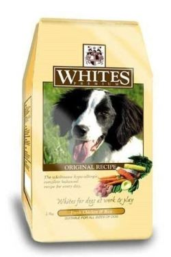 whites dog food
