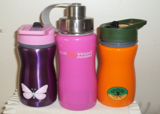 Eco Friendly Filtered Water Bottles