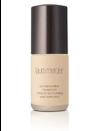 Oil Free Foundation for Combination Skin From Laura Mercier Review