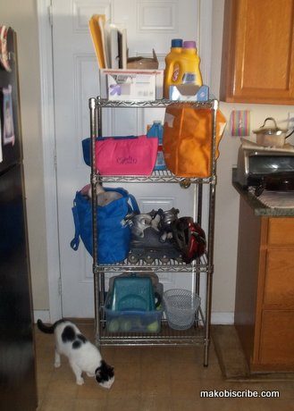 Chrome Wire Shelving System From The Shelving Store Review