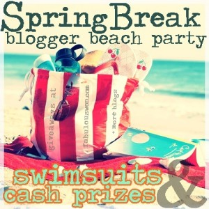 Blogger Beach Party Sweepstakes