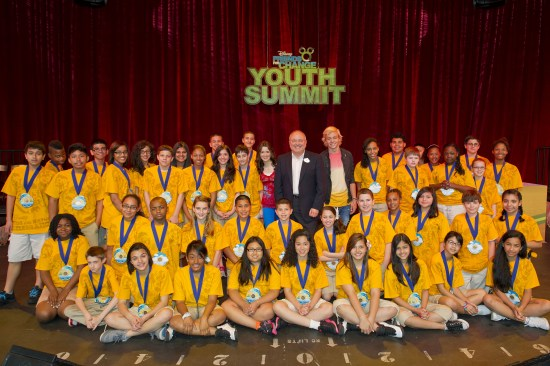 Disney Youth Summit