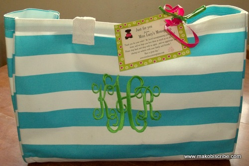 Monogrammed Gifts For Mothers Day