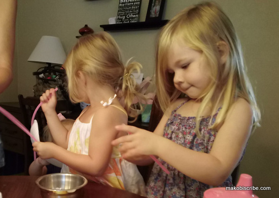 Making Easter Crafts with Kids