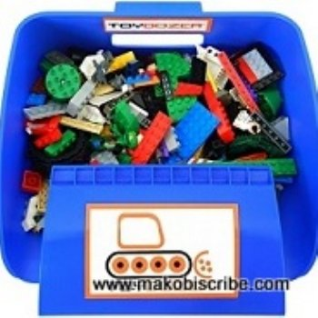 Make Cleaning Toys Fun From Toy Dozer Sweepstakes