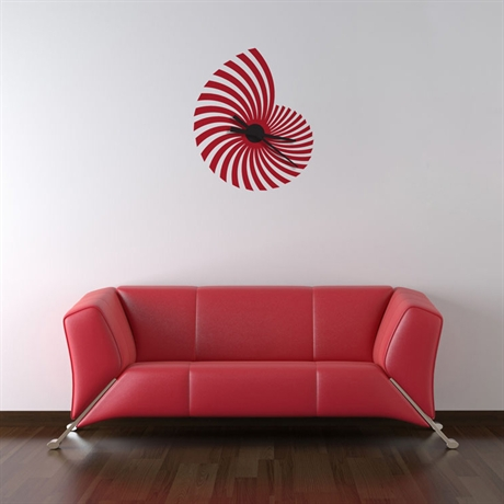 Removable Wall Decal Clocks