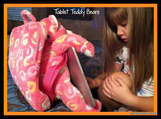 iPad Accessories For Kids Tablet Teddy Bear Review