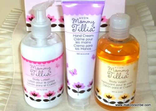 Pamper Mom on Mothers Day From Tiny Tillia Sweepstakes