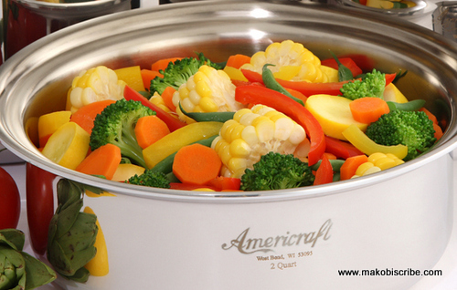 Cooking With Your Family From Americraft Cookware Sweepstakes