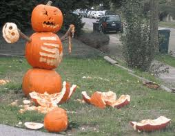 Pumpkin Fight