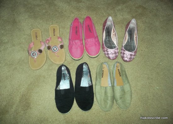 Cute Shoes For Summer From My Hot Shoes Sweepstakes