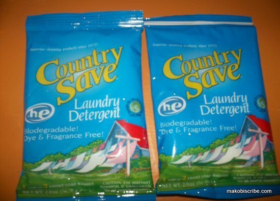 All Natural Laundry Detergent From Country Save Review