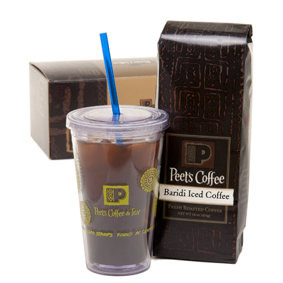 Iced Coffee Blend for the Summer with Peets Coffee and Tea Sweepstakes