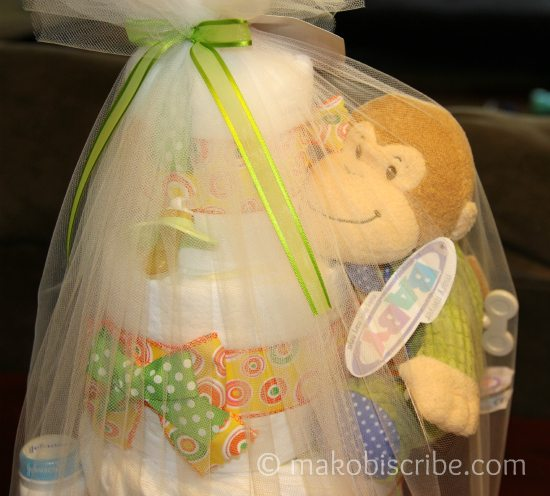 Perfect Baby Shower Gift Diaper Cakes From Diaper Cake Walk