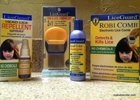 Lice Prevention Products
