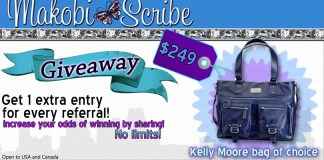 Win a Kelly Moore Bag