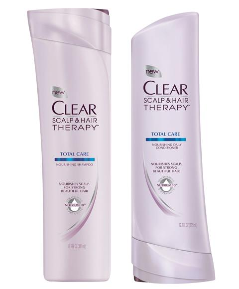 Free Clear Scalp Shampoo and Conditioner