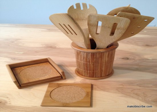 Bamboo Products For The Home From Core Bamboo Sweepstakes