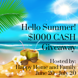 Say Hello To Summer And Win $1000 from Diva Fabulosa