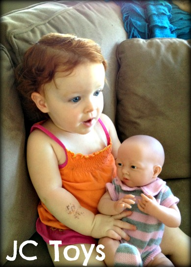 Realistic Newborn Baby Doll from JC Toys Sweepstakes