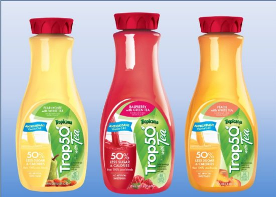 Refreshing Drinks For Summer From Trop 50 Juice Tea Sweepstakes