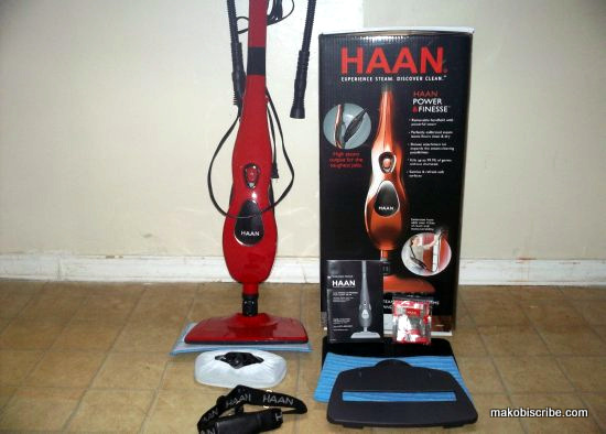 Clean Your Floors With Steam From HAAN USA Review