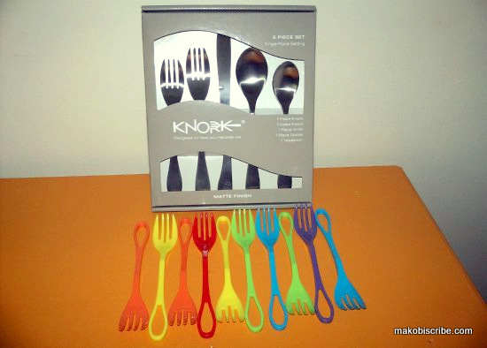 Durable Plastic Flatware