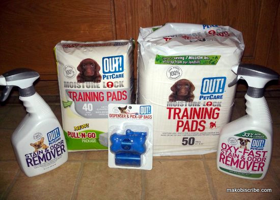 Puppy Training Supplies