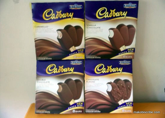 Cool Off With Ice Cream From Blue Bunny and Cadbury From MommyParties
