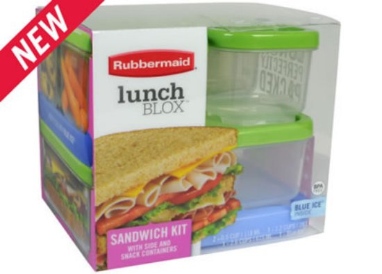 Lunch Box Sandwich Kit
