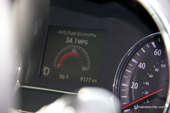 car with great gas mileage