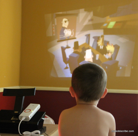 Get The Family Together To Watch #NetflixKids #ad