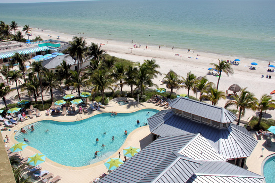 The Naples Beach Hotel & Golf Club Is The Perfect Romantic Destination
