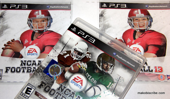 NCAA13 Sweepstakes