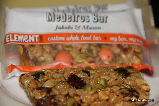 make your own granola bar