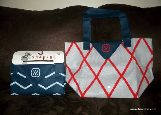 Reusable Grocery Tote Bags From SnapSac Sweepstakes